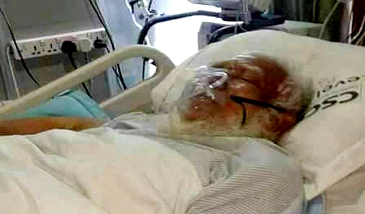 Allama Shafi airlifted to Dhaka for treatment
