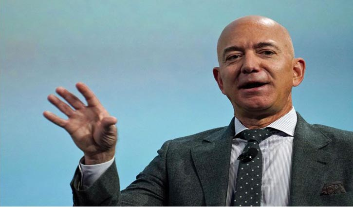Jeff Bezos stepping down as CEO of Amazon
