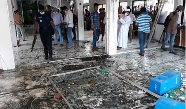 N`ganj mosque blast: Another burnt dies