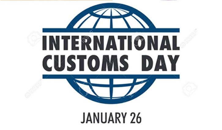 Int'l Customs Day today