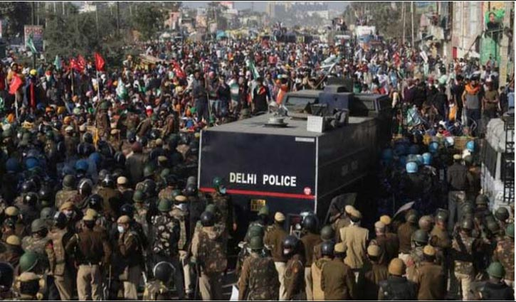 Protest against agriculture law in India: Minister meets farmers today