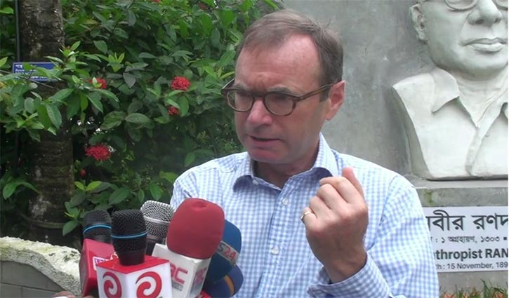 British High Commissioner lauds Bangladesh's role over Rohingya issue