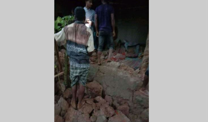 5 of a family killed in Dinajpur wall collapse