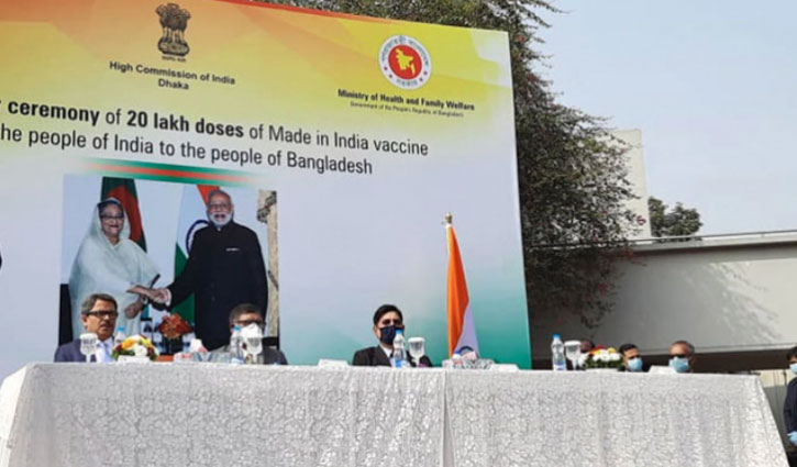 50 lakh more vaccine doses to arrive this month: Health Minister
