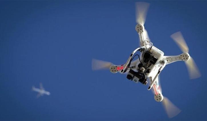 Forest department seize drone in Sundarbans