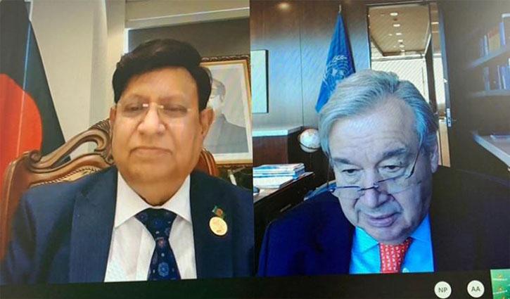 UN Secretary General lauds Bangladesh for tackling Covid-19