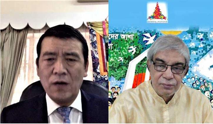 Bhutan interested to import bandwidth from Bangladesh