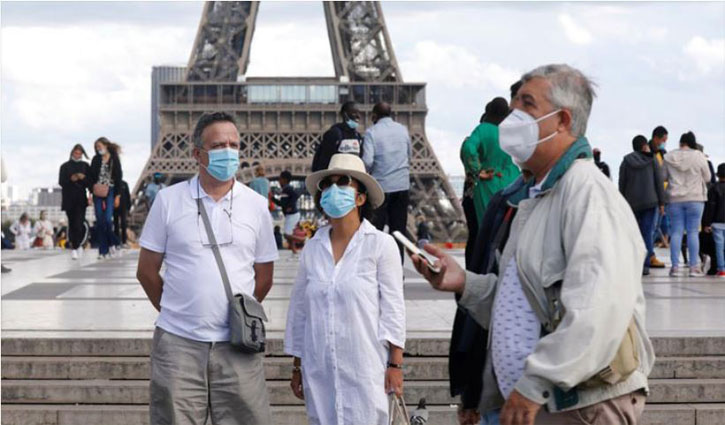 France reports new daily record of Covid-19 cases