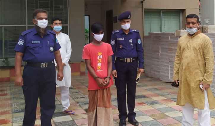 Youth arrested for killing mother in Gopalganj