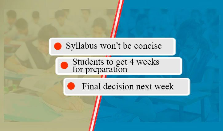 HSC: Ministry for exams, subjects likely to be reduced