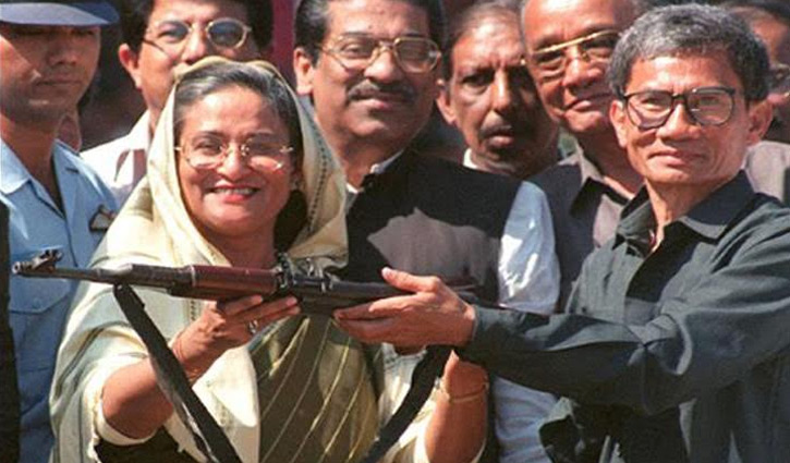 CHT Peace Accord completes its 23 years today