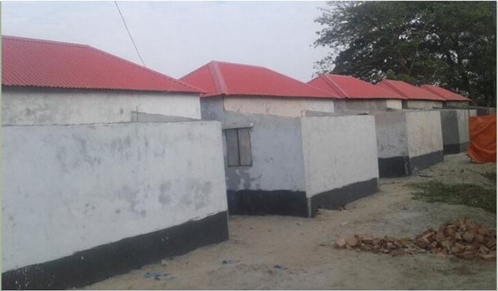 70 homeless families will get beautiful houses in Belabo