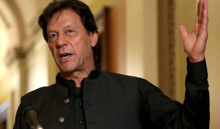Pakistan PM Imran Khan secures confidence vote in parliament