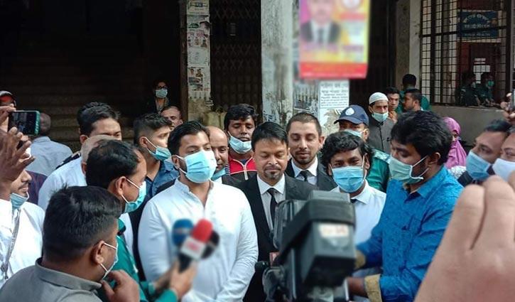 Ishraque calls his acquittal as landmark verdict