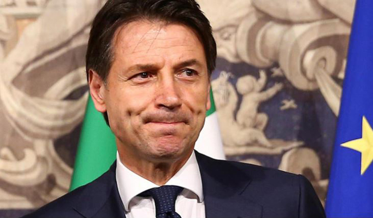 Conte resigns as Italy's prime minister