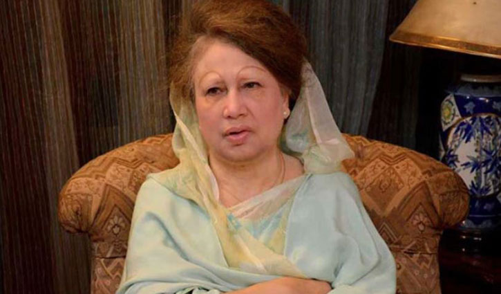 Suspension of Khaleda's sentence extended for 6 months