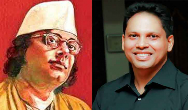 Mahbubul A Khalid's song pays tribute to Kazi Nazrul Islam