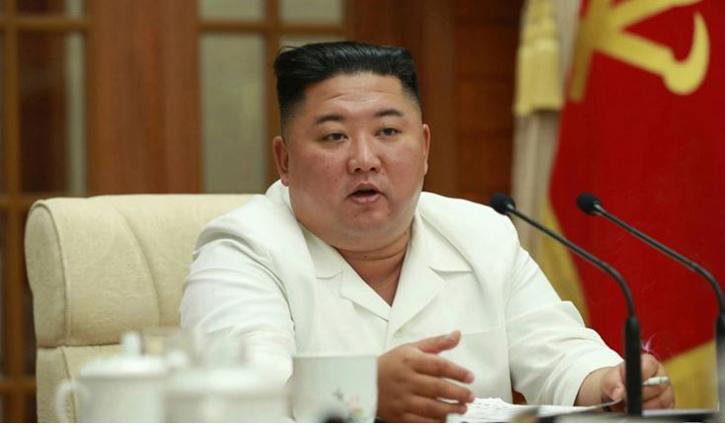 China gave Corona vaccine to Kim