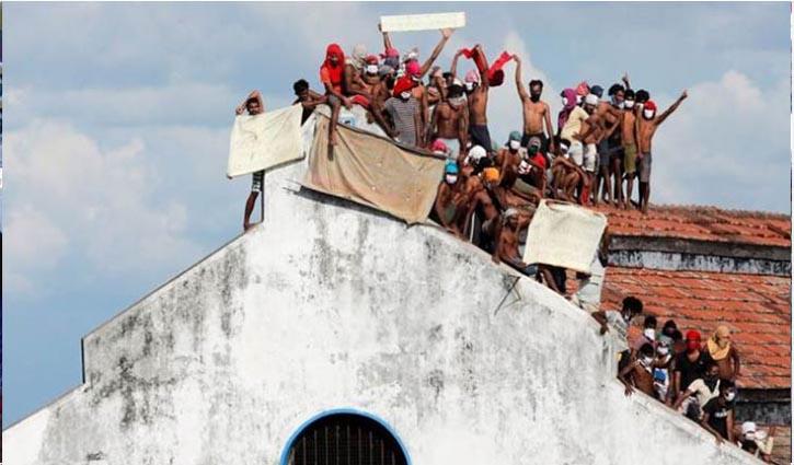 Six dead in Sri Lankan prison riot
