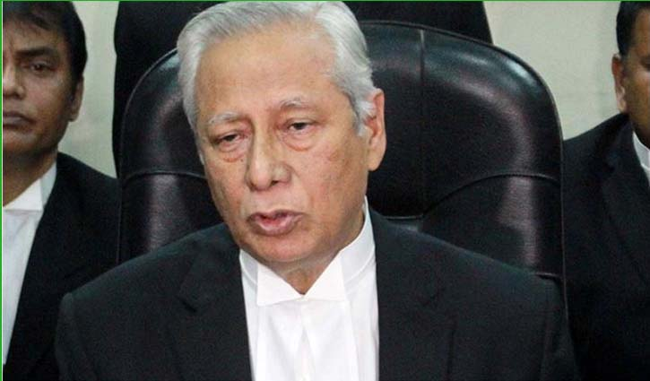Attorney General moved to ICU