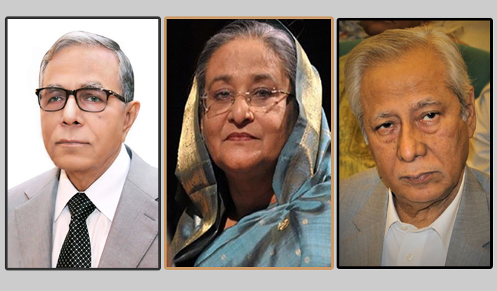 President, PM mourn death of AG Mahbubey Alam