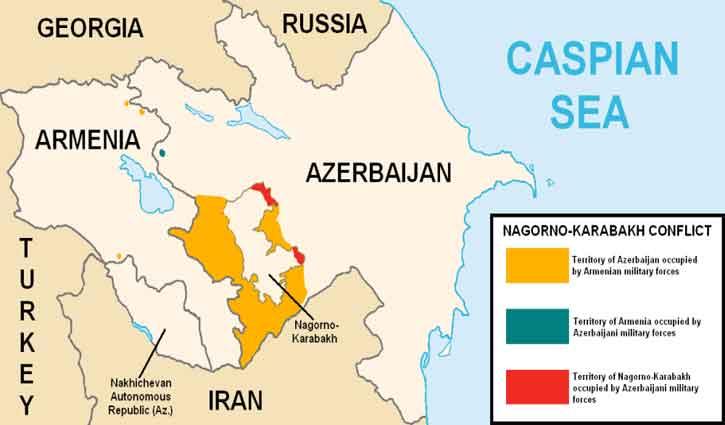 Nagorno-Karabakh conflict: Chessboard of big powers!
