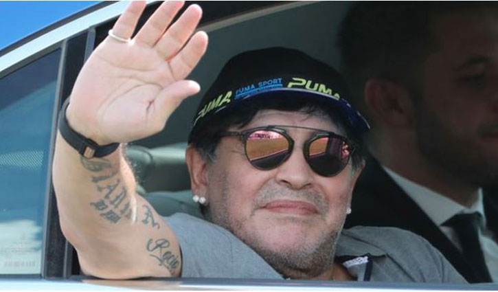 Maradona's body taken to morgue for autopsy