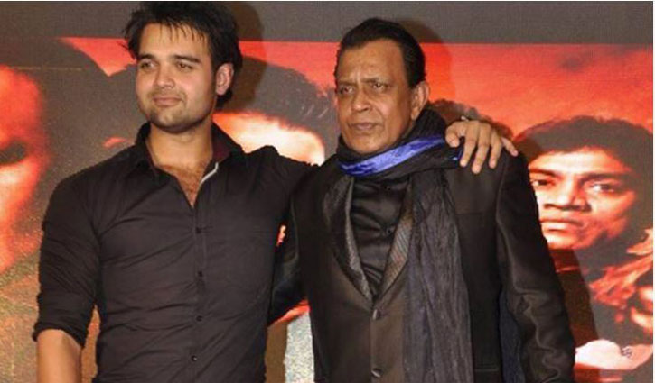 Case filed against Mithun's son for alleged rape