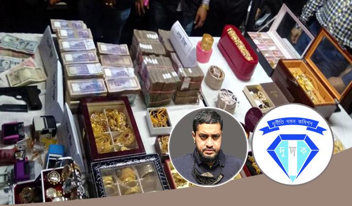 ACC finds illegal wealth worth Tk 53 cr of Golden Monir
