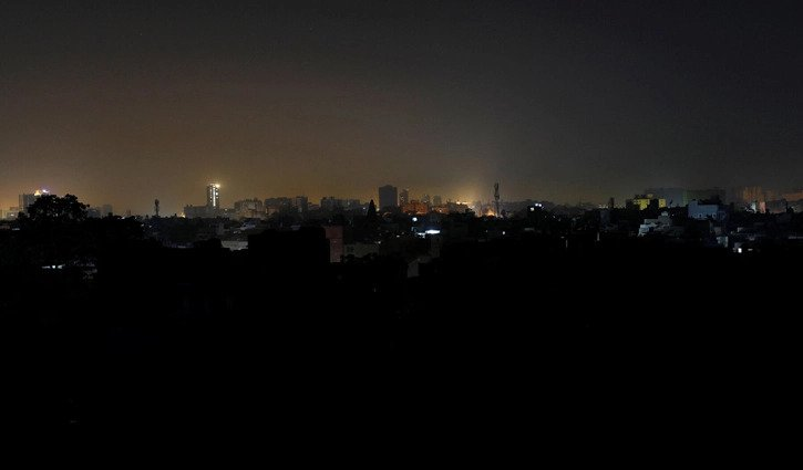 Nationwide power outage hits Myanmar