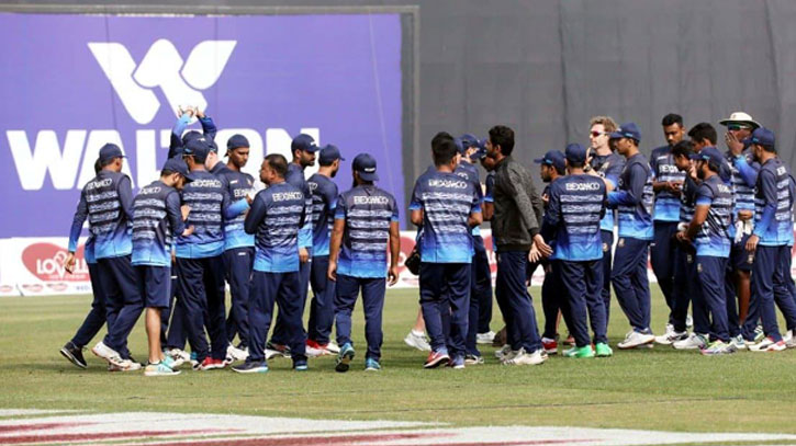 Bangladesh team to depart for New Zealand Tuesday
