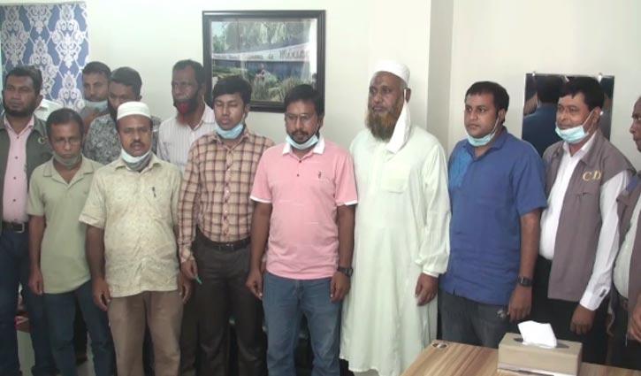 Blast in mosque: 8 Titas offcials get bail