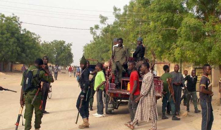 Militant attack leaves 43 dead in Nigeria