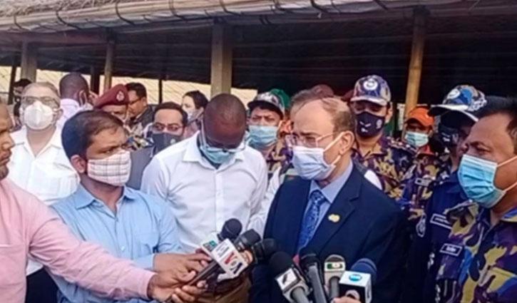 'OIC is on Bangladesh's side regarding Rohingya issue'