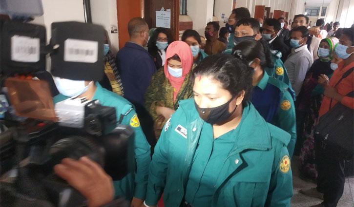 PK Halder's aide remanded for 3 days