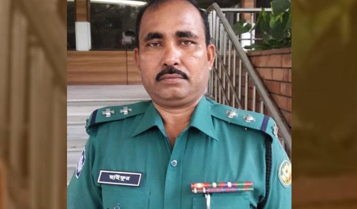Police officer killed in Gazipur road crash