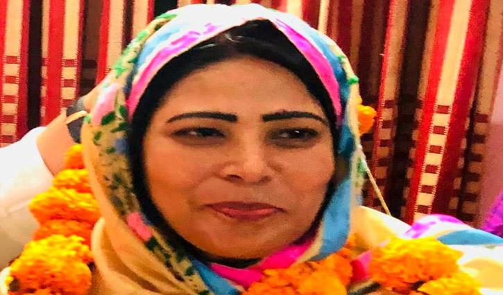 Saidpur municipality gets first female mayor