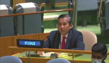Myanmar fires UN ambassador