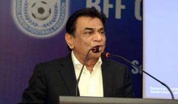 Kazi Salahuddin wins landslide victory as BFF president again