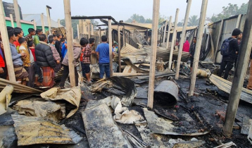 Fire at Gazipur leaves four dead