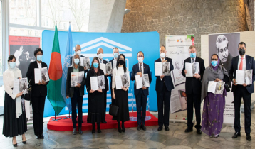 Bangabandhu's March 7 speech in all UN official languages