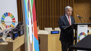 UN chief appeals for global solidarity