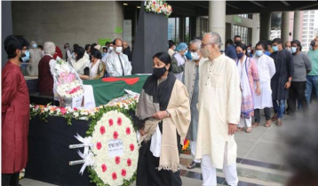 Aly Zaker to be buried at Banani graveyard