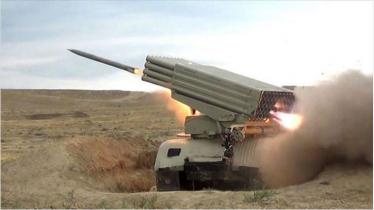 Azerbaijan shoots down Armenian warplane