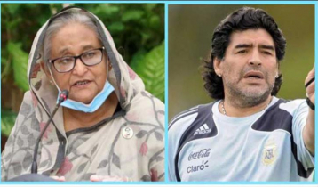 PM mourns death of Maradona