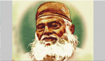 Maulana Bhasani's death anniversary today
