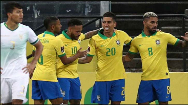 Brazil gets opening victory