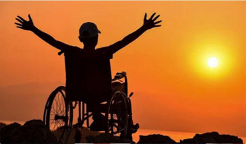 Int'l Day of Persons with Disabilities today