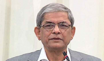 Mirza Fakhrul in self-isolation