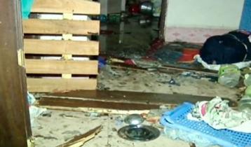 Mother, daughter among 3 burnt in Feni blast